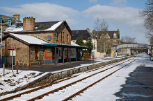 Ardgay Station Ross-shire © Peter Gamble