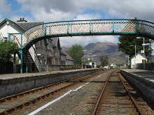 Strathcarron, Railway Station, Ross-shire © Trevor Littlewood
